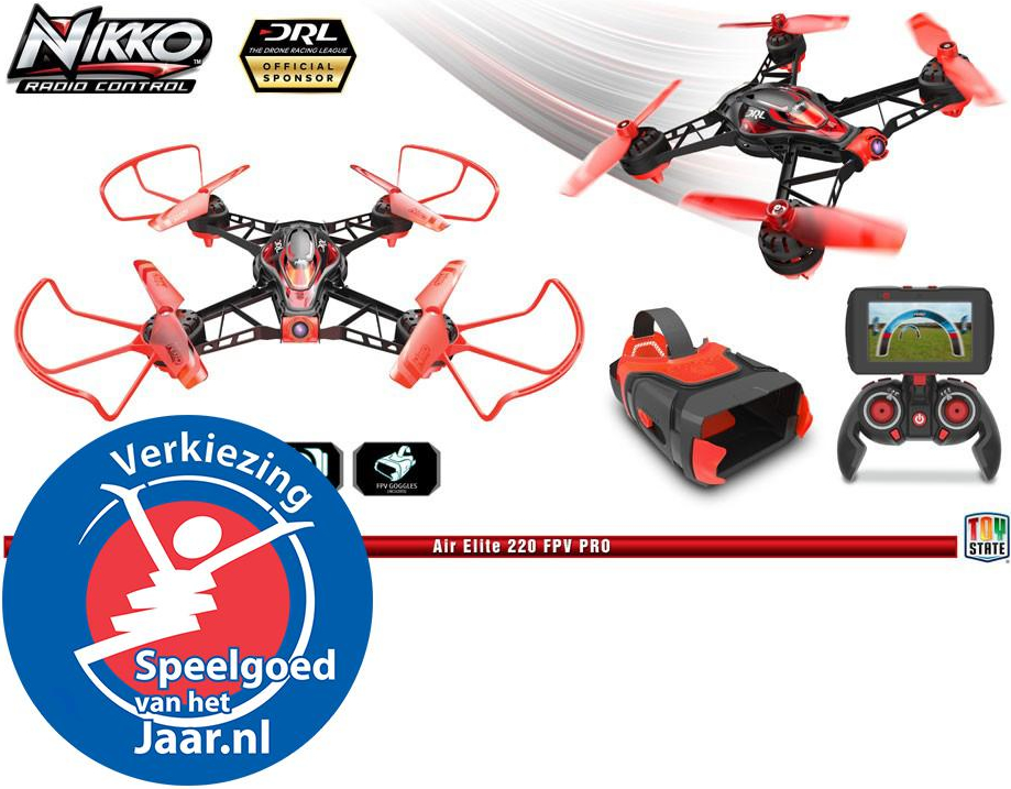 Nikko Air Race Vision 220 FPV Pro