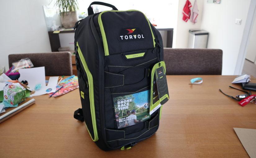 Torvol Quad Pitstop Backpack Pro, wat een ruimte!