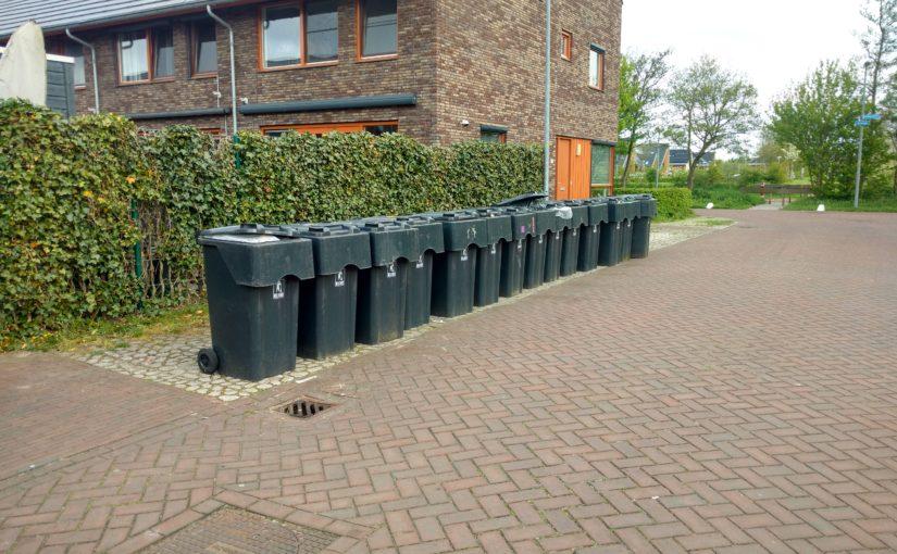 Afval scheiden in Alkmaar