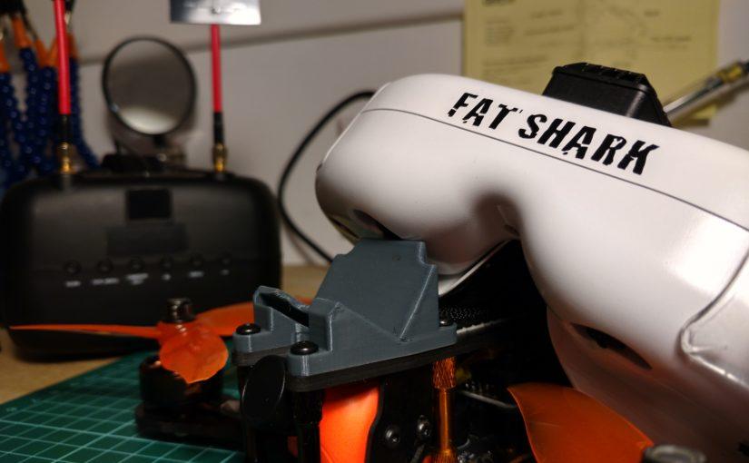 Mijn Fat Shark HD3 ervaringen