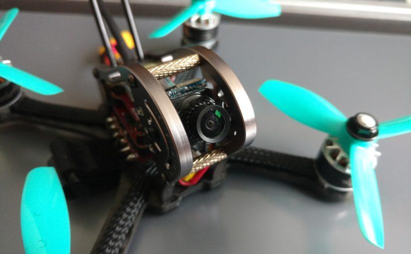 Bouwverslag van de GEPRC MX3 Sparrow quadcopter