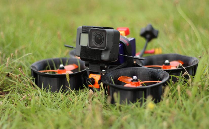Zakelijk binnen vliegen met drones